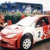 Leszek Kuzaj  Andrzej Górski Toyota Corolla WRC