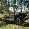 Skansen maszyn rolniczych w Węgoju