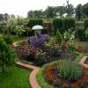 Agroturystyka Orła Cień - ogród, kwiaty