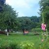 Agroturystyka - Wyspa Dadaj - ogród