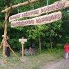 Śladami leśnych duchów - brama