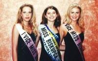 Miss Biskupca 2001 - Justyna Faderewska