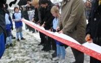 """Otwarcie kompleksu boisk sportowych """"ORLIK 2012"""""""