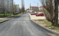 Przebudowa ulicy Żółkiewskiego w Biskupcu