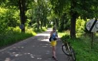 Trasa rowerowa Biskupiec - Rasząg - Kobułty - Biskupiec
