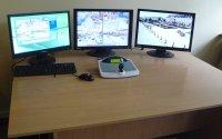 Testy systemu monitoringu Placu Wolności