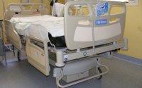 Supernowoczesne łóżka w biskupieckim szpitalu