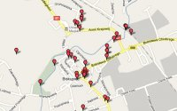Google Maps - Biskupiec