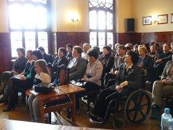 Konferencja dot. aktywizacji zawodowej Osób z niepełnosprawnością intelektualną