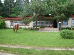 Pensjonat i domek letniskowy na Mazurach nad jeziorem Dadaj