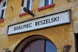 Stacja Biskupiec Reszelski