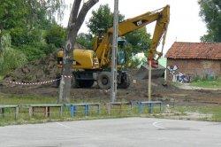 Orlik II w budowie