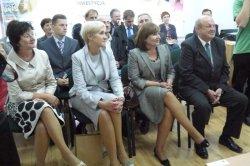 Minister Pracy Jolanta Fedak w Biskupcu