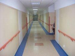 Likwidacja barier w szpitalu powiatowym